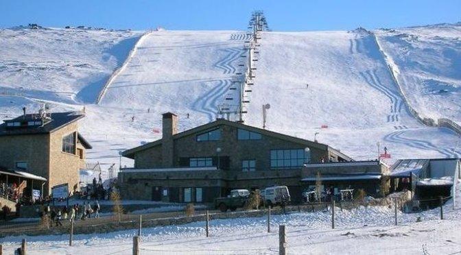 Estacíon esquí La Covatilla Bejar